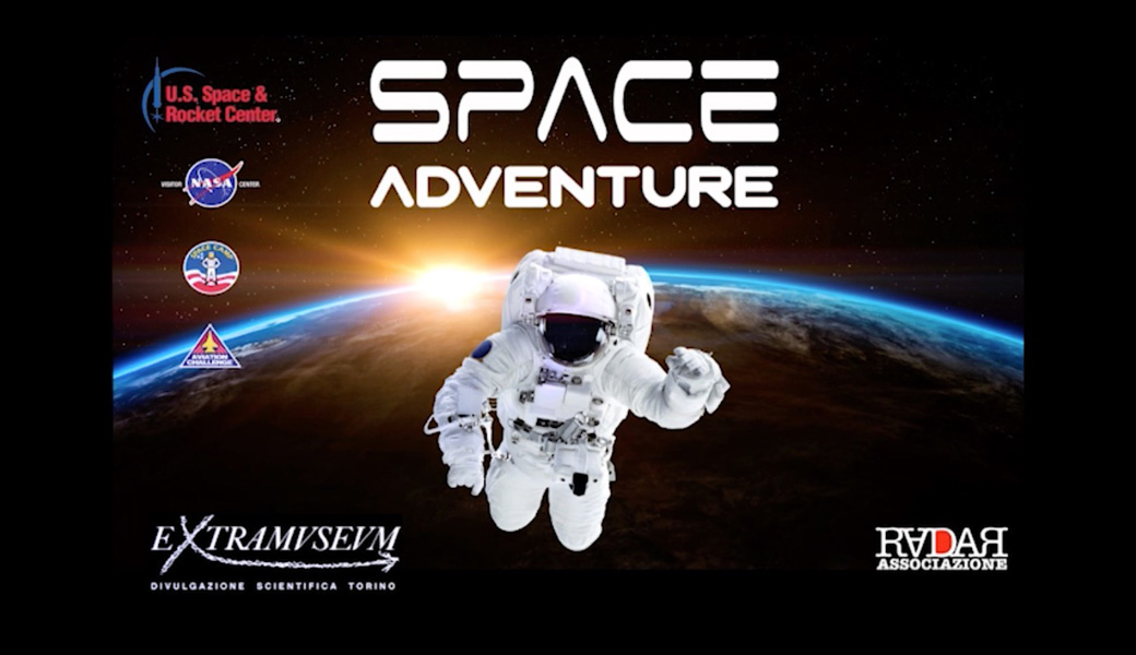 SPACE ADVENTURE - The Exhibition